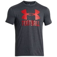 Under Armour Football Logo T-Shirt - Men's at Eastbay