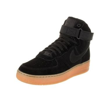 Nike Men's Air Force 1 High '07 Lv8 Suede Basketball Shoe