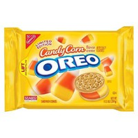 Target Exclusive Nabisco Oreo Candy Corn Sandwich Cookies 15.25 oz