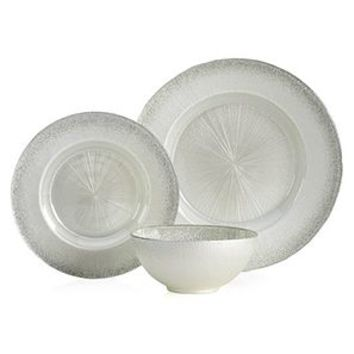 Halo Dinnerware - Sets of 4 | Placesetting5 | Place Setting Inspiration | Collections | Z Gallerie