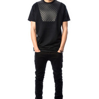 Quilted Leather Zoid T-Shirt
