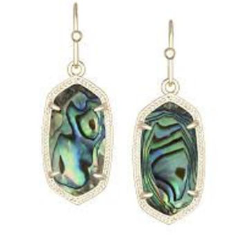 Kendra Scott 'Dani' Stone Drop Earrings - Multiple Colors