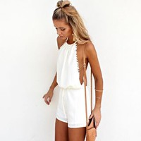 Buy Blanche Playsuit Online by SABO SKIRT