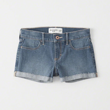 girls Shortie Shorts | girls clearance | Abercrombie.com