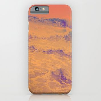 HeatWave iPhone & iPod Case by Ducky B