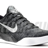 "kobe 9 premium ""htm"" - black/reflect silver-dark grey - Kobe Bryant - Nike Basketball - Nike 