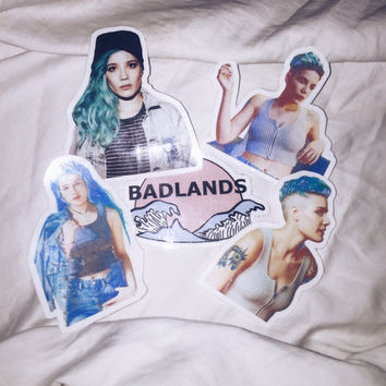 Halsey Assorted Sticker Pack