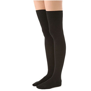 Thigh high boot socks, extra long thigh high socks, thigh high socks, black socks, knee high socks, women's leg wear, fashion accessory
