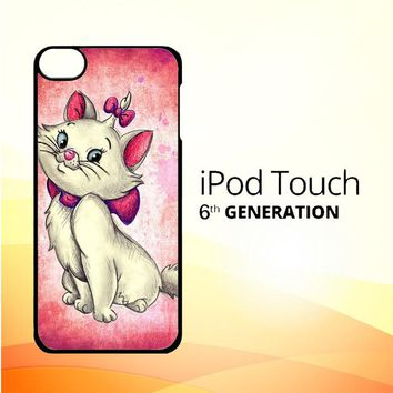 marie aristocats V0205 iPod Touch 6 Case