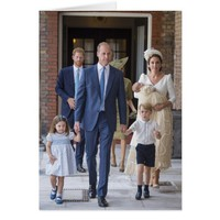 William, Kate and kids