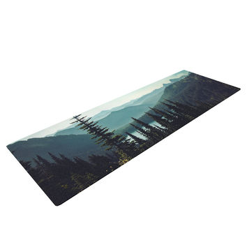 "Sylvia Cook ""Discover Your Northwest"" Landscape Yoga Mat"