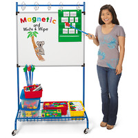 Teach & Store Chart Stand at Lakeshore Learning
