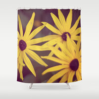 In Bloom Shower Curtain by Dena Brender Photography