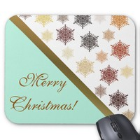 Mouse Pad In the Christmas Night