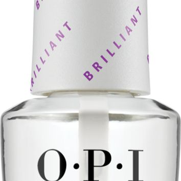OPI Nail Lacquer - Brilliant Top Coat 0.5 oz - #NTT37