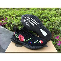 Adidas Yeezy 350 Boost V2 Black Rose 36---46