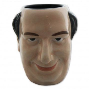 The Office Kevin Head-Shaped Mug