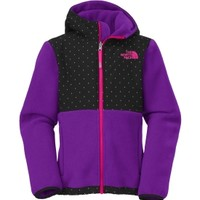 The North Face Girls' Denali Fleece Hoodie Dick's Sporting Goods