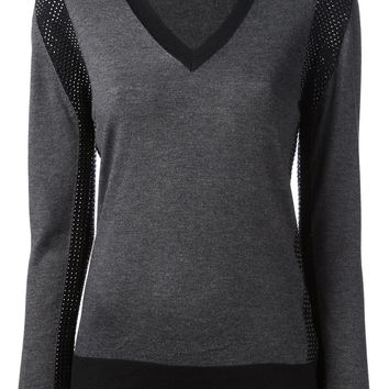 Michael Michael Kors V-Neck Sweater