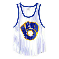 Milwaukee Brewers Bling Tank - PINK - Victoria's Secret
