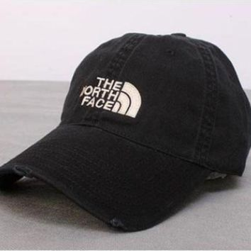 ac NOVQ2A The North Face Casual Classics Embroidery Hats [9468782215]