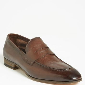 Men's Santoni 'Tristan' Penny Loafer ,