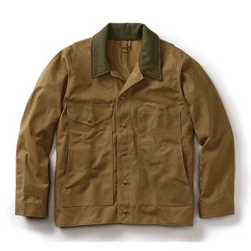 Filson Alaska Fit Tin Cloth Jacket - Men's