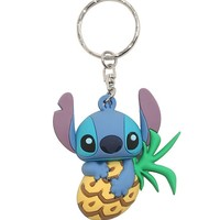 Disney Lilo & Stitch Pineapple Stitch Key Chain