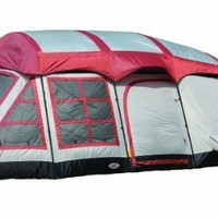 Texsport Big Horn 3-Room Cabin Tent:Amazon:Sports & Outdoors