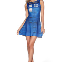 Tardis Play Dress