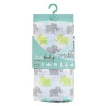 ideal baby by the makers of aden + anais, muslin swaddle, tall tale - Kmart
