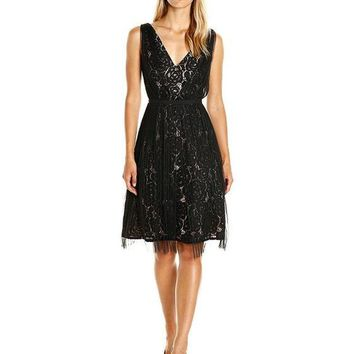 Adrianna Papell Mother of the Bride Short Cocktail Dress