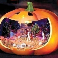 Halloween Decoration - Fully Dimensional