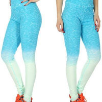 High Waisted Printed Running Tights/Yoga in Sizes S,M,L in 12 Styles