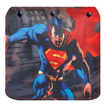Superman Ready To Fight Flap for Messenger Bag