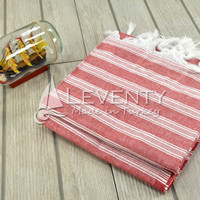 Fouta Peshtemal Set of 2 Outdoor Party Set Gift for her for him Beach Peshtemal Linen Towel Bath Women Dress Seaside Beach Art Bath Robe