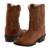 Old West Kids Boots Western Boot (Toddler) Tan Canyon - Zappos.com Free Shipping BOTH Ways