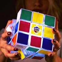 RUBIK'S CUBE FULLY PLAYABLE LIGHT