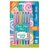 Paper Mate Flair® Pens, 6ct - Candy Pop