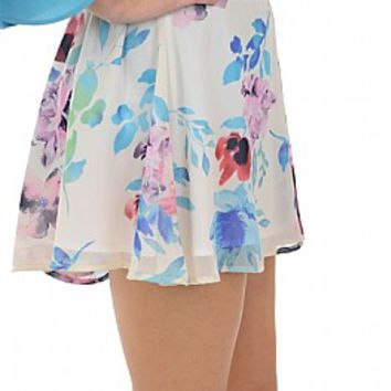 Flowers on My Mind Shorts