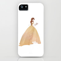 Belle iPhone & iPod Case by Lolia