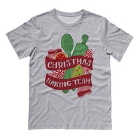 Christmas Baking Team Shirt