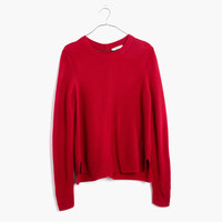 Backroad Button-Back Sweater : shopmadewell pullovers   Madewell