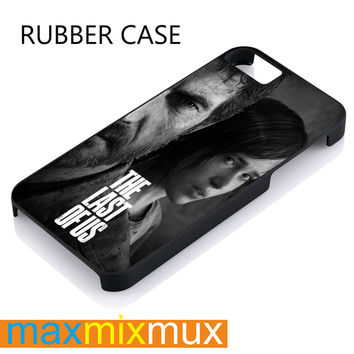 The Last Of Us iPhone 4/4S, 5/5S, 5C, 6/6 Plus Series Rubber Case