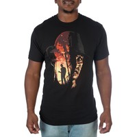 A Nightmare On Elm Street Freddy Krueger T-Shirt For Men