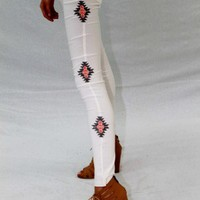 Aztec Jeans - Always a Runway Clothing
