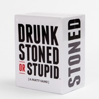 Drunk Stoned or Stupid: A Party Game by Drunk Stoned Stupid - ShopKitson.com