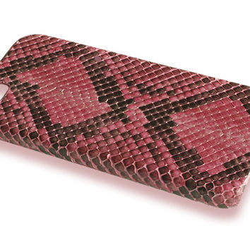 iPhone 5S case - red python