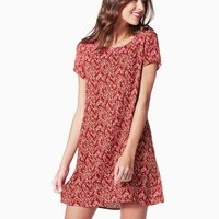 Stylish Fields Trapeze Dress | Charming Charlie
