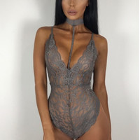 London Lace Body Suit